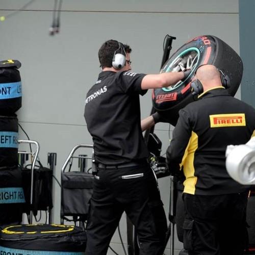 Pirelli desvela los compuestos de cada piloto para Bahréin