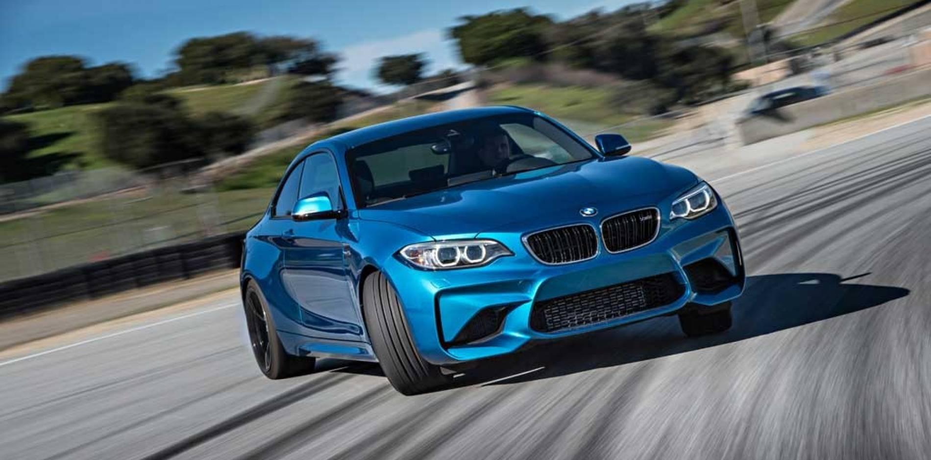 Prueba BMW M2 Coupé: ¡un cañón!