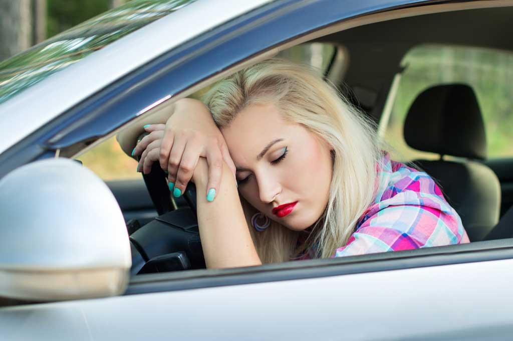 Accidentes por sueño