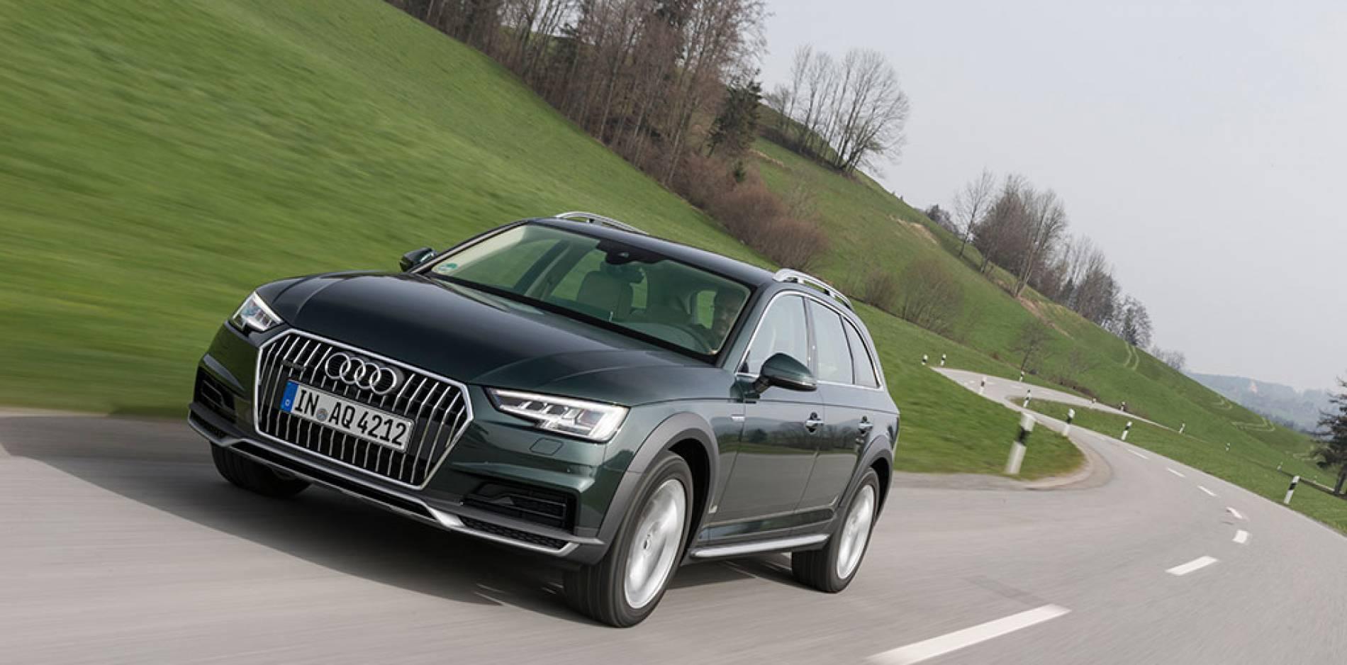 Nuevo Audi A4 allroad, el familiar más aventurero
