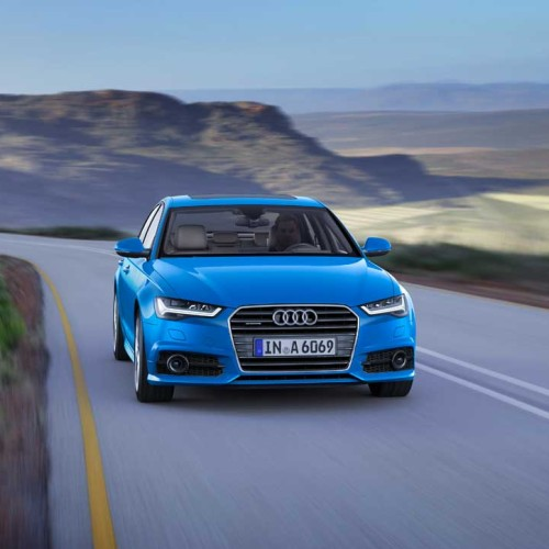 Audi A6 2016 y Audi A7 Sportback 2016, retoques sin subida de precio