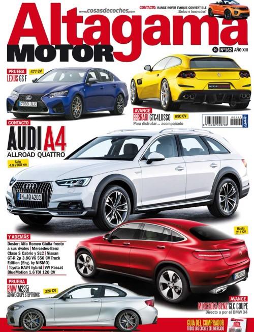 Revista Altagama Motor Número 162