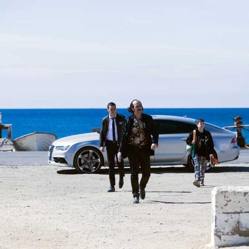 Un Audi A7 Sportback en la película Toro