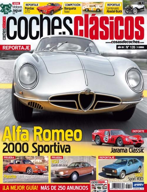 Revista COCHES CLÁSICOS número 135