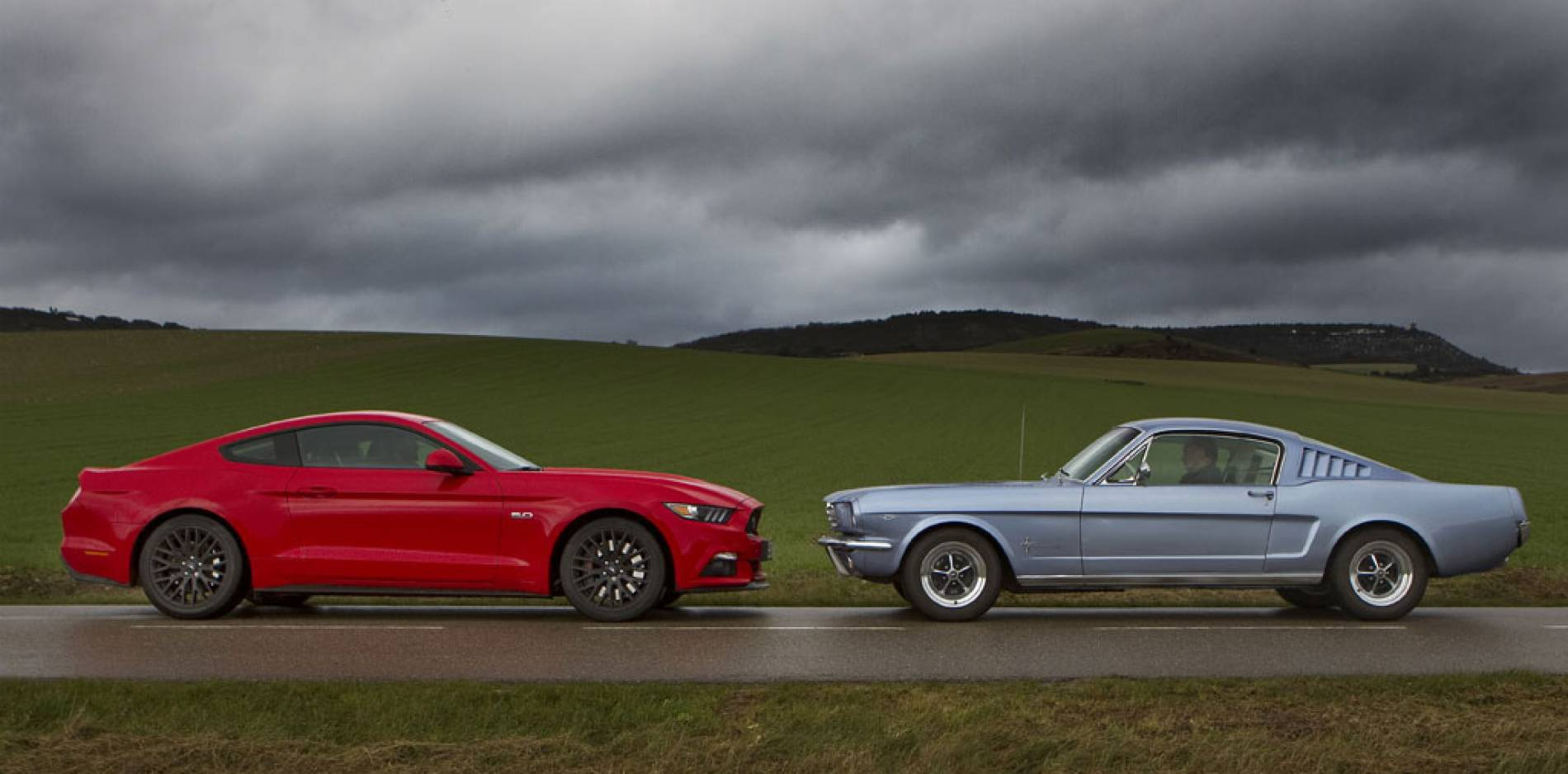 Prueba Ford Mustang GT 5.0 V8 de 421 CV: Vuelta a los orígenes