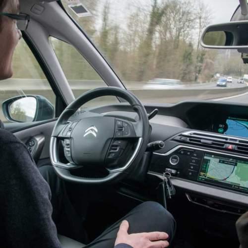 Francia, sede principal de las pruebas de coches autónomos