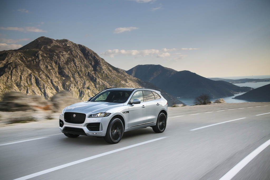 prueba jaguar f pace. Black Bedroom Furniture Sets. Home Design Ideas