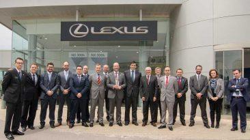Mejor concesionario Lexus