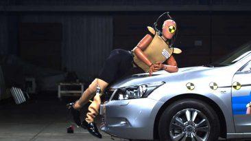 Protección peatones EuroNCAP