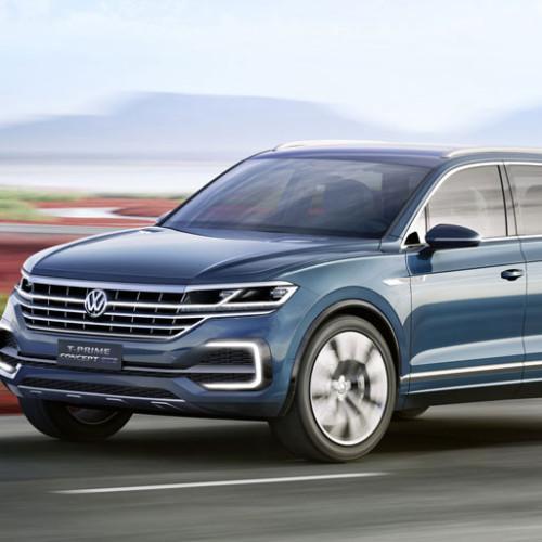 Volkswagen presenta en Pekín el T-Prime concept GTE
