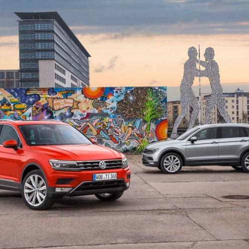 Prueba Volkswagen Tiguan 2016, robusta elegancia