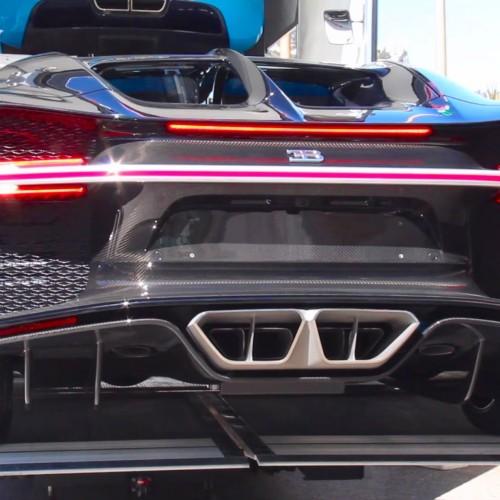 Así suena el nuevo Bugatti Chiron