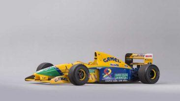 Benetton B191 Michael Schumacher