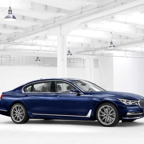 BMW celebra 100 de historia con el Serie 7 The Next 100 Years