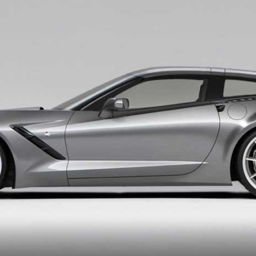 Chevrolet Corvette AeroWagen, el shooting brake de manos de Callaway