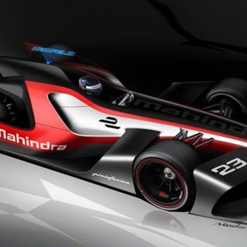 Mahindra y Pininfarina presentan sus concepts de Fórmula E