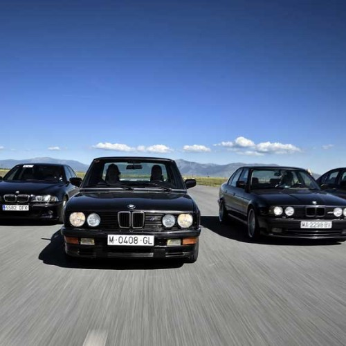 BMW M5, la historia de la berlina de lujo más deportiva