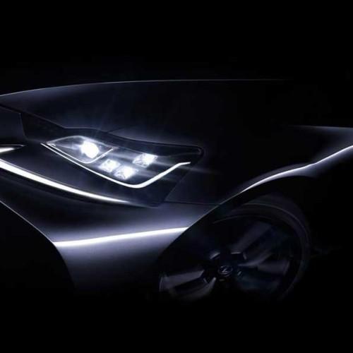 El Lexus IS espera su restyling, y se presentará en Pekín