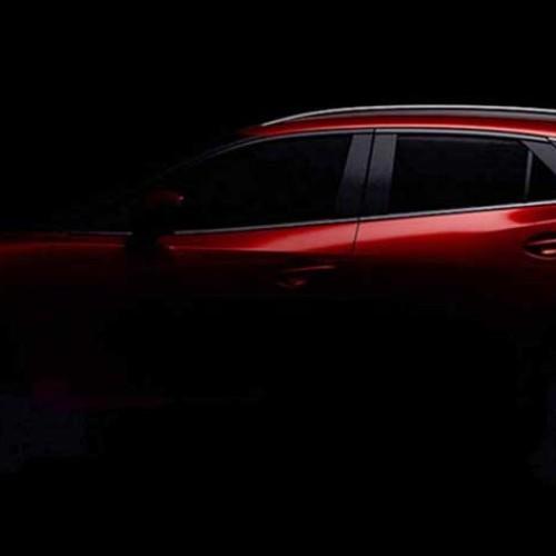 """Adelanto del Mazda CX-4 2016, la moda """"SUV"""" cupé se extiende"""