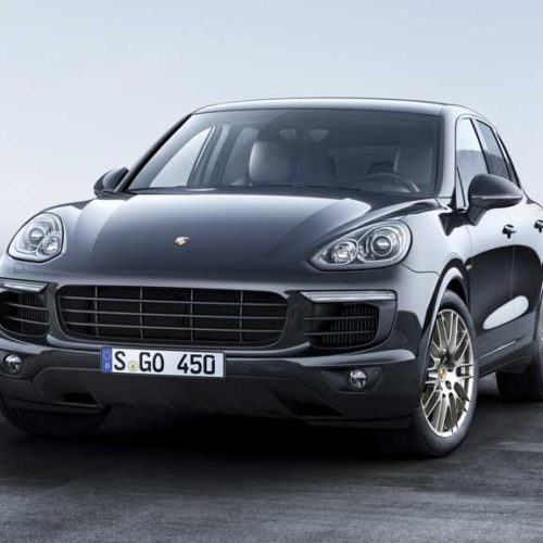 Porsche Cayenne Platinum Edition, más equipamiento a mejor precio