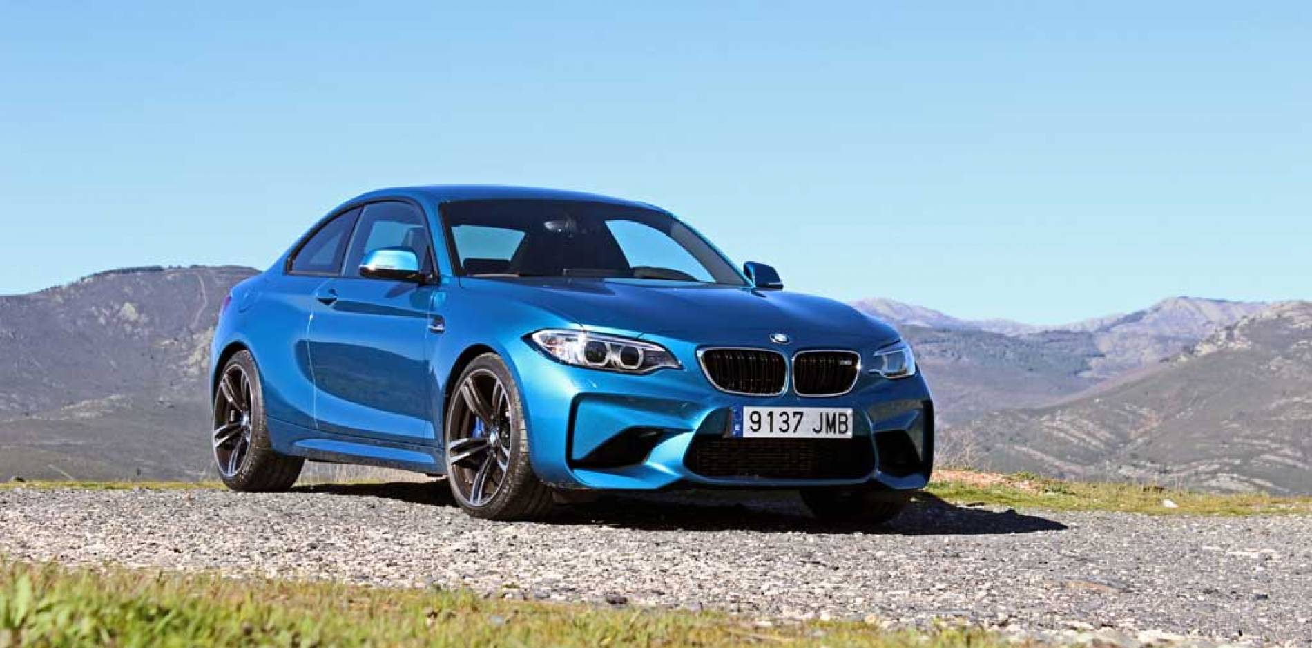 Prueba BMW M2 Coupé DKG, un trabajo excepcional