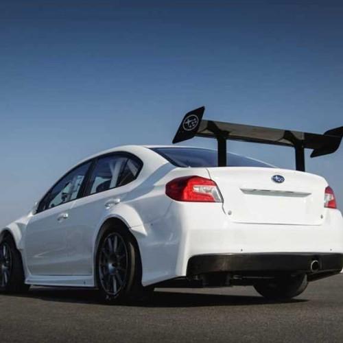 Subaru WRX STI Prodrive, dispuesto a llevarse el récord en la Isla de Man