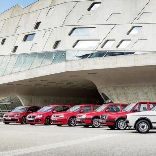 Volkswagen celebrará con los clubes el 40º aniversario del Golf GTI