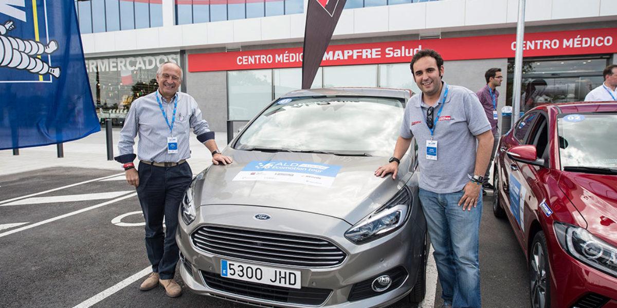 ALD Ecomotion Tour 2016, victoria para Ford y Cosas de Coches