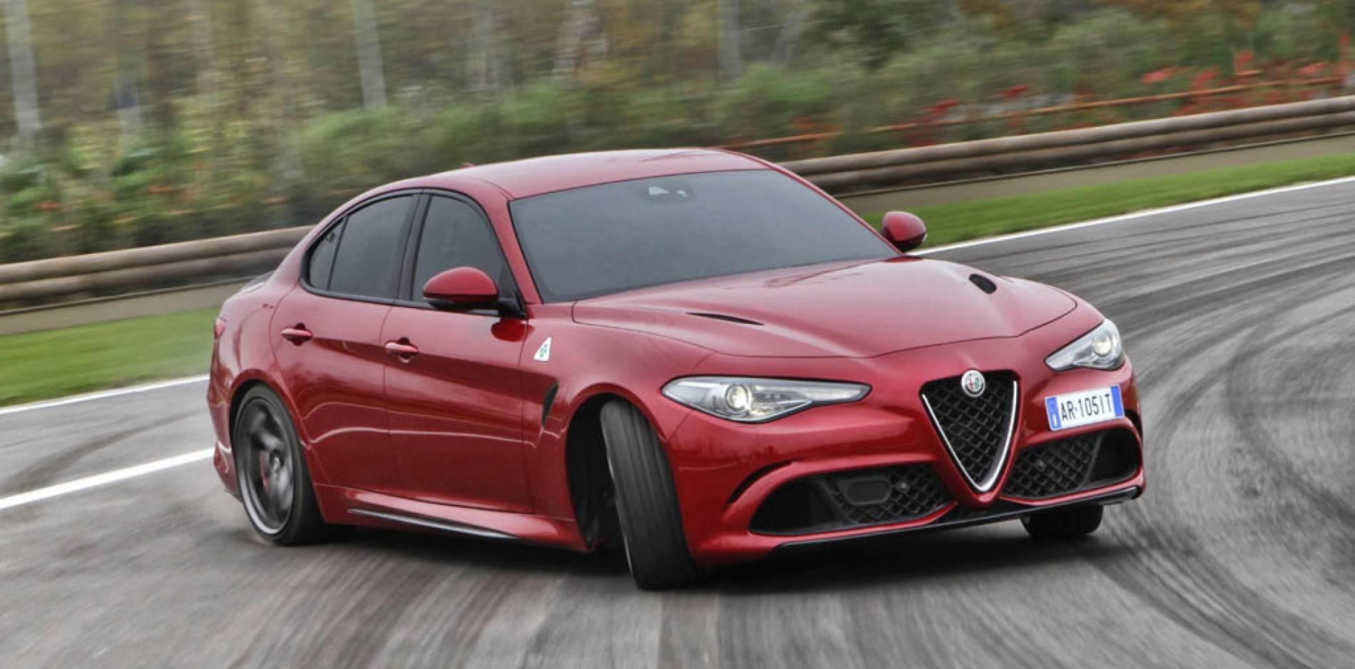 Prueba Alfa Romeo Giulia: ¡que viene el coco!