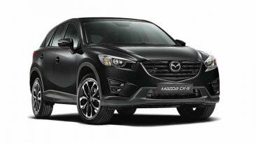 Mazda CX-5 Black Tech Edition