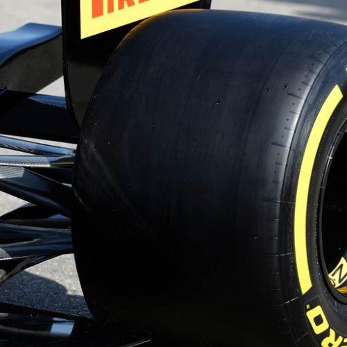 Así serán los neumáticos Pirelli de la F1 para 2017