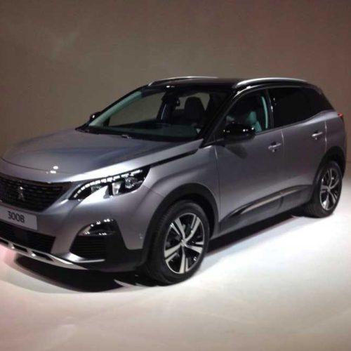 Contacto Peugeot 3008 2017, nos subimos a él