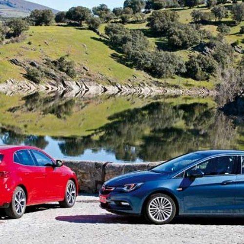 Vídeocomparativa: Renault Mégane dCi 110 vs. Opel Astra CDTI 110 CV