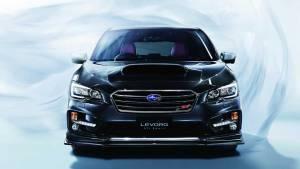 Subaru Levorg STI 2016, hasta 300 CV