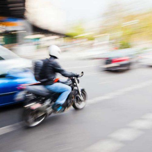 Nuevas medidas propuestas para aparcar la moto en Madrid