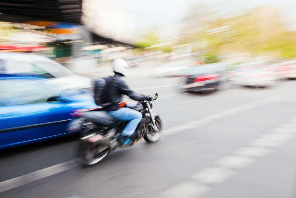 Vigilancia DGT motos bicis