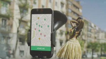 Wazypark, la app referencia