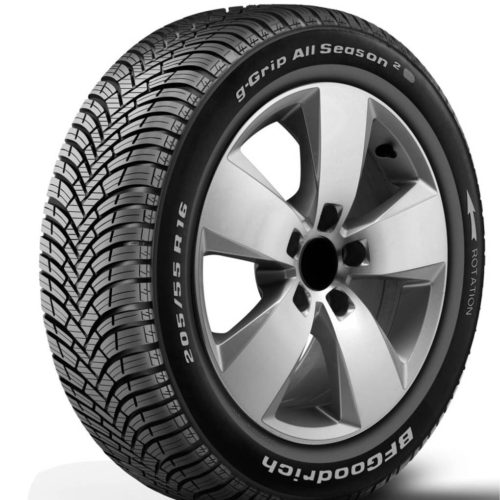 BFGoodrich lanza el g-Grip All Grip Season 2
