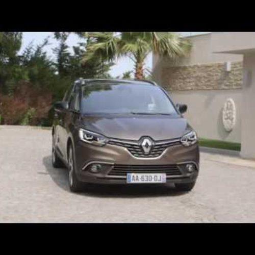 El nuevo Renault Grand Scénic 2017, en vídeo