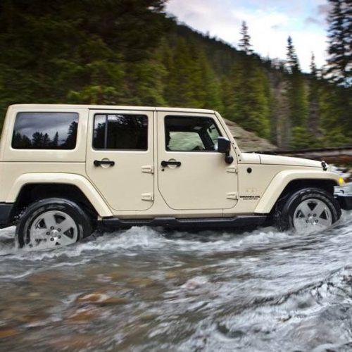 Jeep revisará los airbags del Wrangler