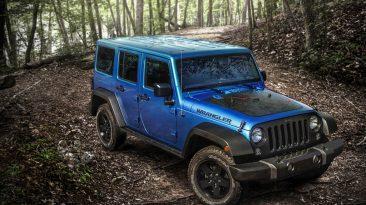 Jeep Wrangler motor 2.0 turbo