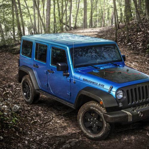 El Jeep Wrangler podría hacer hueco para un motor 2.0 turbo