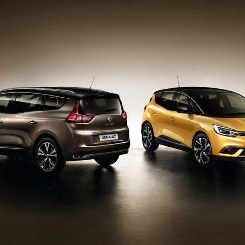 Renault Grand Scénic 2017, más espacio y mayor tecnología