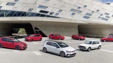 Generaciones del Volkswagen Golf