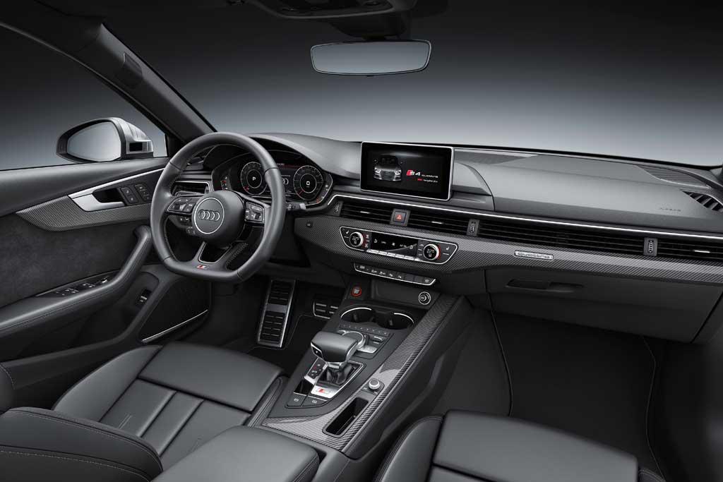 Interior Audi S4 2016