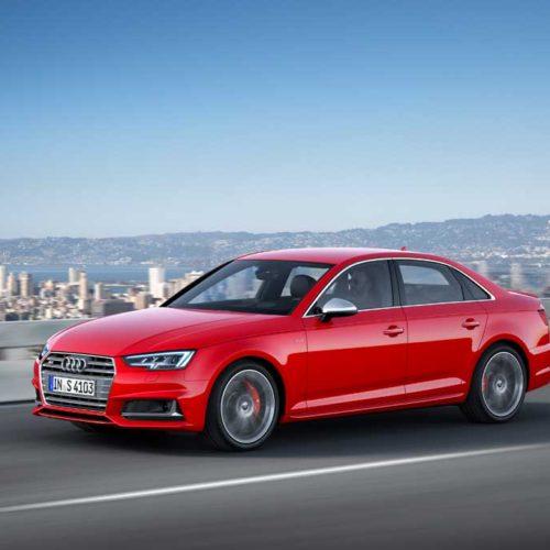 Prueba Audi S4 2016 y S4 Avant 2016, sin vuelta atrás