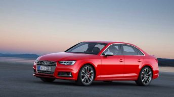 Lateral Audi S4 2016