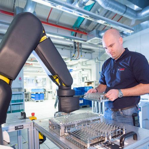 Bosch presenta en España nuevas soluciones inteligentes