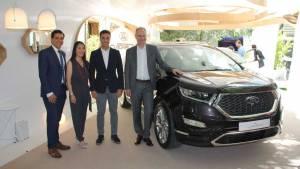El Ford Edge Vignale se descubre en Madrid