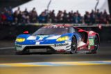 Ford GT frontal ganador 24 Horas de Le Mans